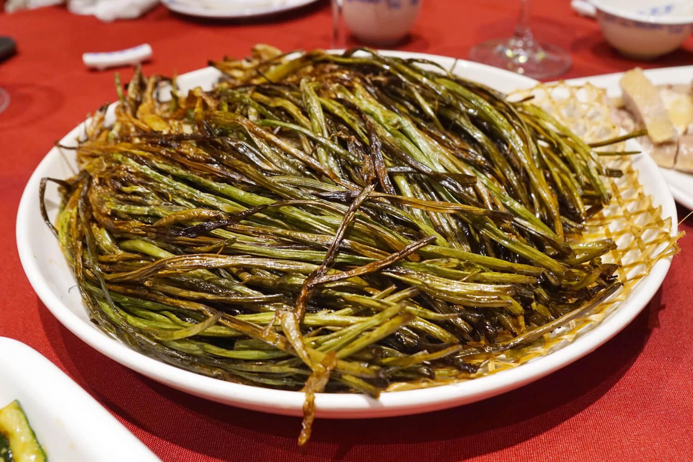 Day 1 - Shanghai Trip - Scallion Fish