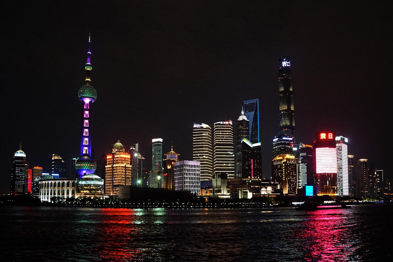 Day 4 - Shanghai Trip - Shanghai Skyline
