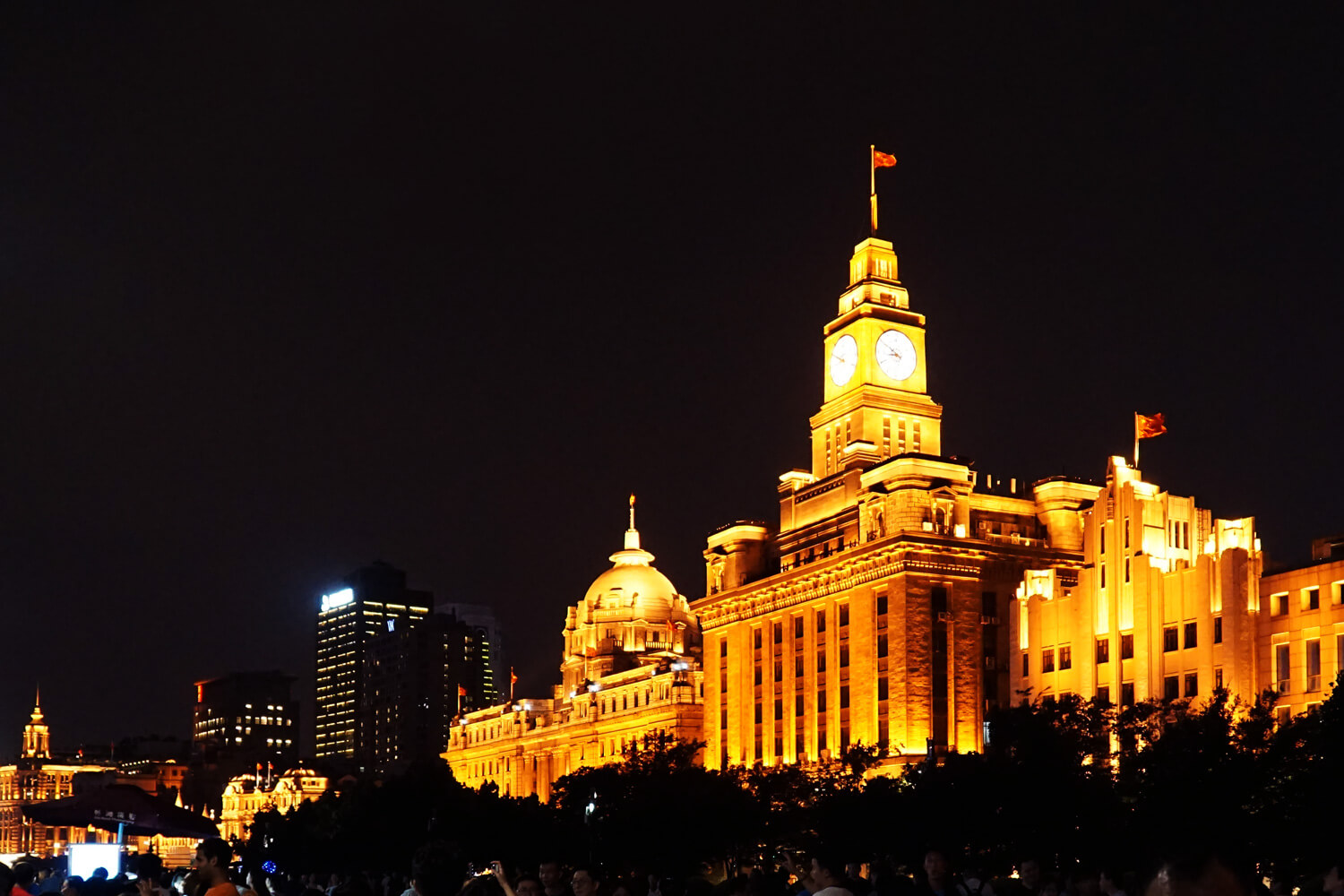 Day 4 - Shanghai Trip - The Bund