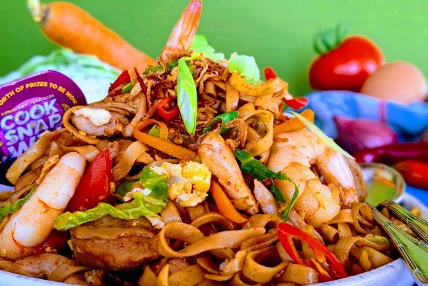 Mie Goreng Jawa Javanese Fried Noodles
