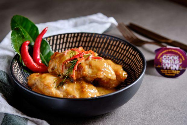Thai Panang Chicken