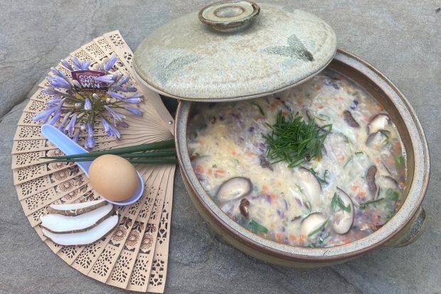 Zosui Pork Rice